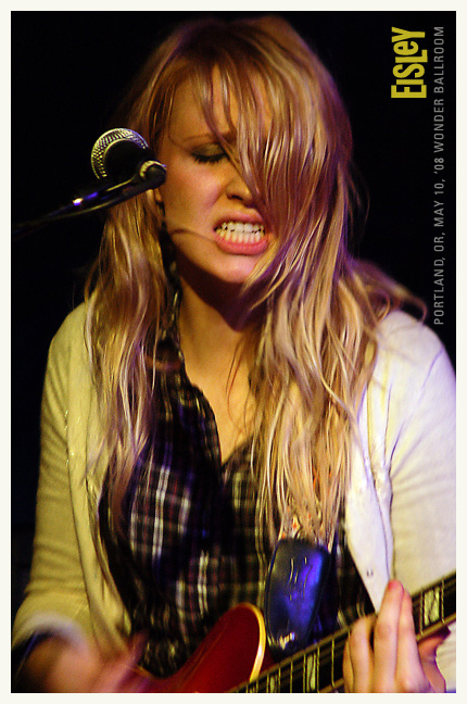 Chauntelle DuPree of Eisley